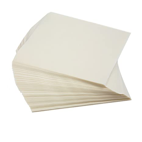 Norpro Wachspapier, Quadrate, weiß, 250 Stück