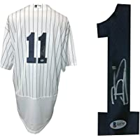 $399 » Brett Gardner Signed Jersey - Beckett Bas Coa - Beckett Authentication - Autographed MLB Jerseys