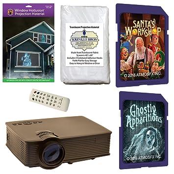 atmosfearfx Navidad y Halloween Kit de decoración digital incluye ...