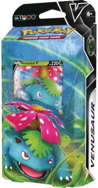 Pokemon Venusaur V Battle Deck