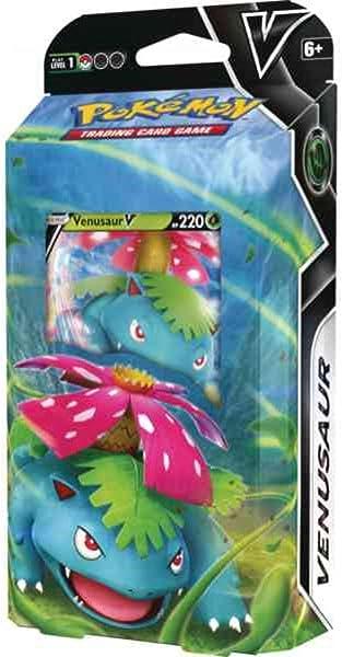 Pokémon Venusaur V Battle Dec
