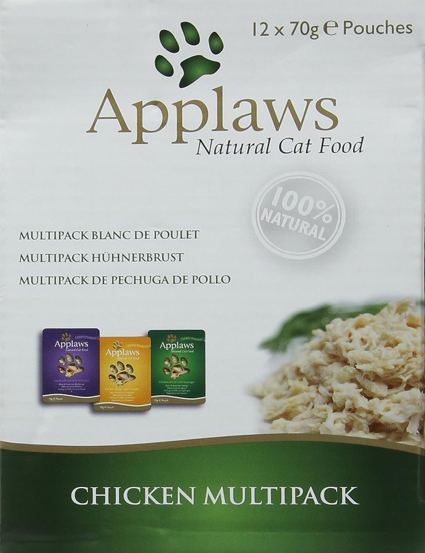 Applaws - Bolsa de Comida para Gatos, Varios Paquetes: Amazon.es: Productos para mascotas