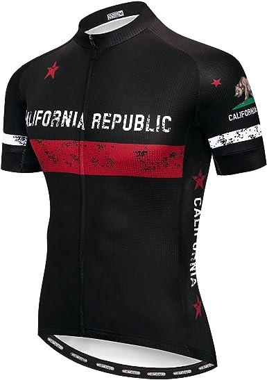 New mens Cycling jerseys Short Sleeve Top  Bike Bicycle Clothing S-XXXL