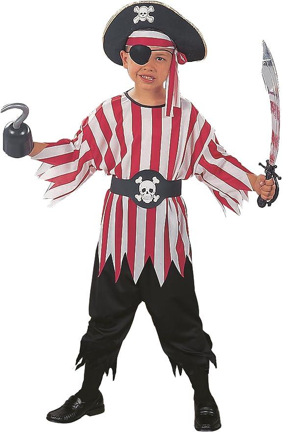 RG Costumes Pirate Boy Costume, Child Small/Size 4-6