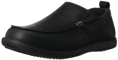 cca8cae2b518c Amazon.com | Crocs Men's Tummler Work Shoe | Loafers & Slip-Ons
