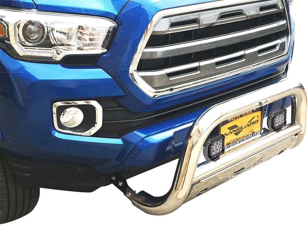 VGUBG-0748SS Stainless Steel Multi-fit Classic Bull Bar