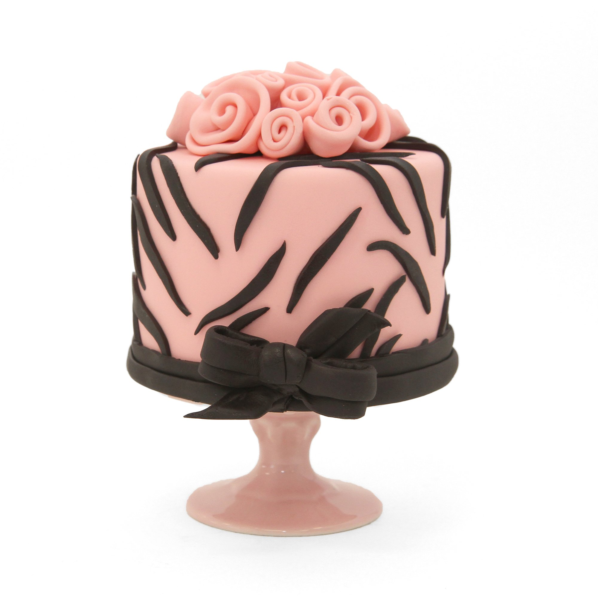 Satin Ice Baby Pink Fondant, Vanilla, 2 Pounds by Satin Ice (Image #3)