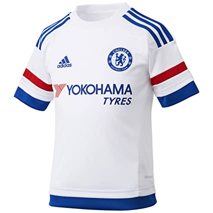 adidas Chelsea Kids Away Jersey 2015 – 2016-9-10 Years