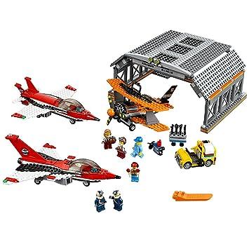 Amazon.com: LEGO City Airport Air Show 60103 Creative Play ...