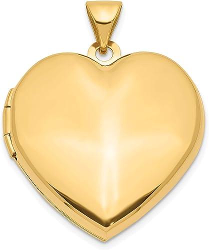 (new style)Plain heart key floating charm locket living memory rainbow locket