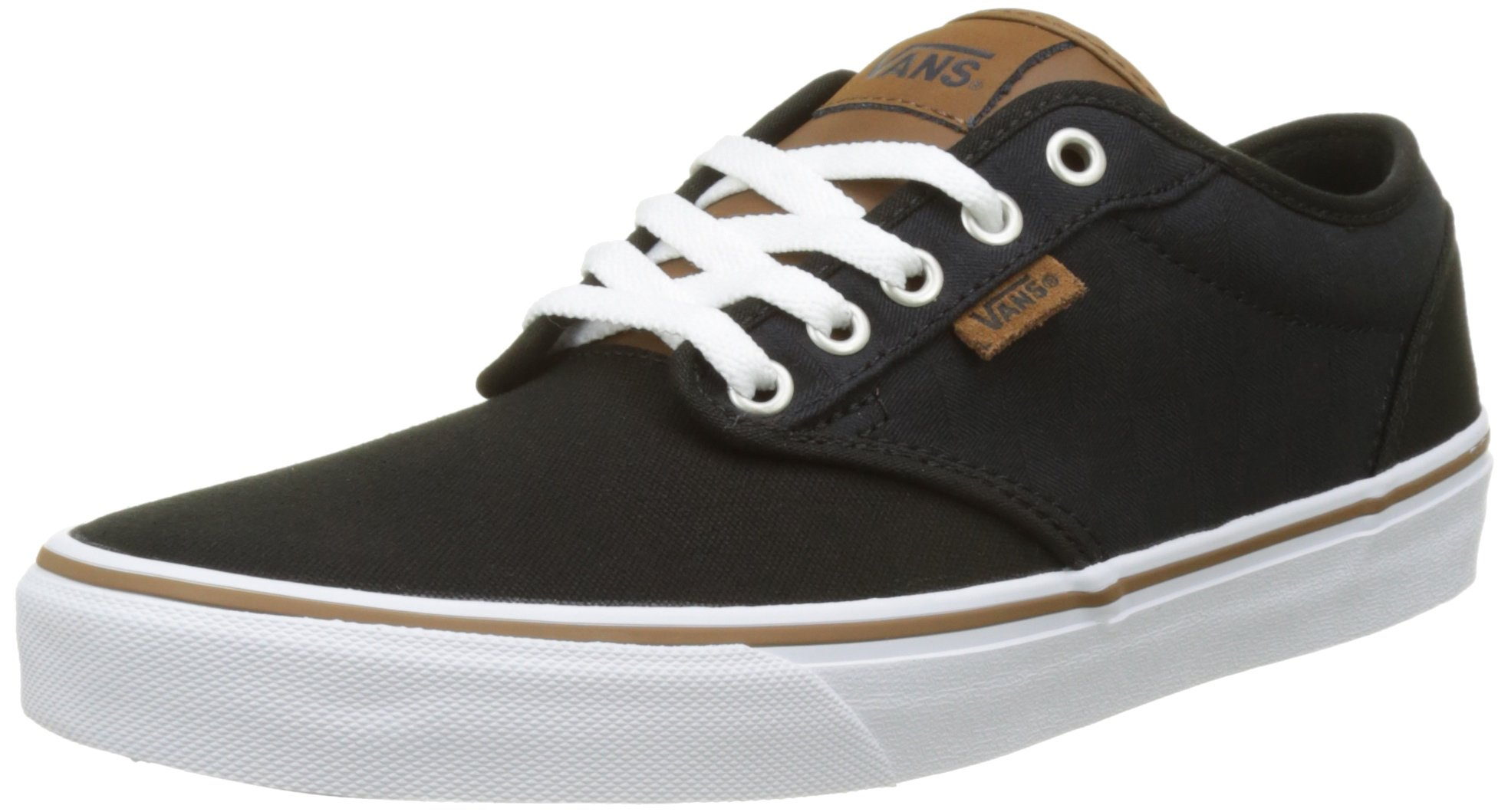 fe030b4fa04e27 Galleon - Vans Atwood Shoes UK 9 C L Black Check