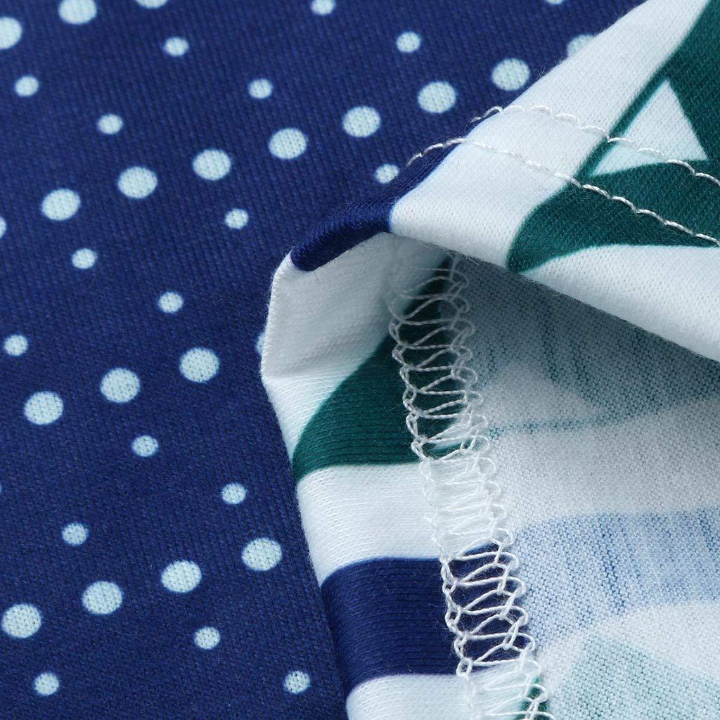 Juliyues Umstandskleid Sommer Damen Streifen Maternity Schwangerschaftskleid mit V-Ausschnitt Stillkleid Umstandskleid Mutterschafts Kleider Umstandsmode