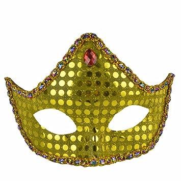 PromMask Mascara Facial Careta Protector de Cara dominó ...
