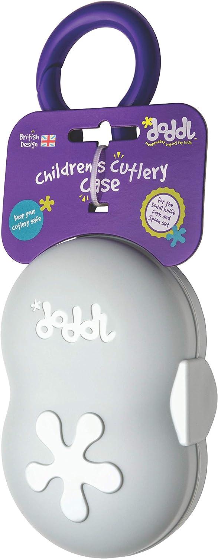 Doddl Range-couverts pour enfant Garde vos couteaux fourchettes et cuill/ères Doddl en toute s/écurit/é et hygi/énique.