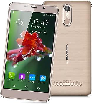 Leagoo M8-3G Smartphone Libre Android 6.0 (Pantalla 5.7