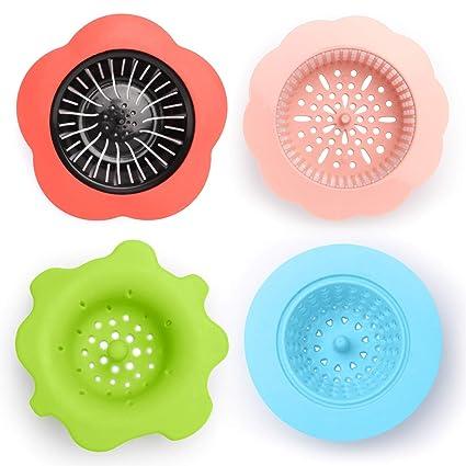 Plástico Colador Disponible en Diferentes Colores Vegetales Colador Escurridor