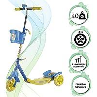 Archana NHR 3 Wheel Noddy Scooter For Kids (Blue)