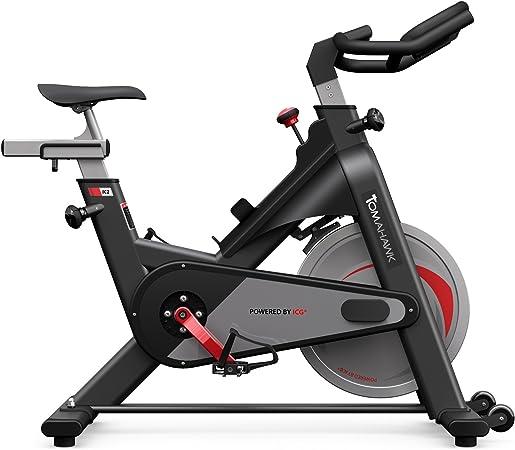 Tomahawk Bicicletas Estáticas y de Spinning para Fitness: Amazon.es: Deportes y aire libre