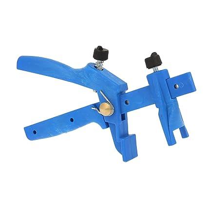 Lantelme 5910 azulejos Alicate Azul para baldosas verlege Sistema