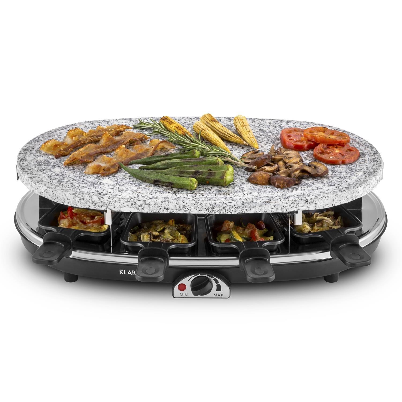 Klarstein Steaklette Raclette-Grill • Parrilla de mesa ...