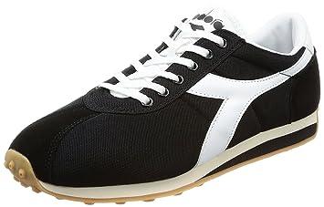Diadora - Zapatillas deportivas Sirio, para hombre, estilo casual, para caminar, mujer Unisex adulto Hombre, Negro , 40: Amazon.es: Deportes y aire libre