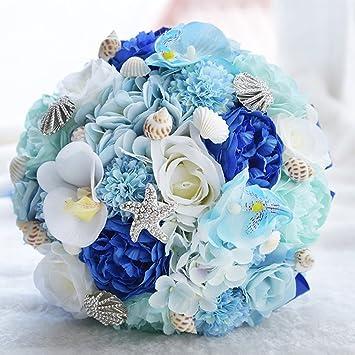 Brautstrauss Hochzeit Zubehor Handgemachte Hawaii Ocean Star