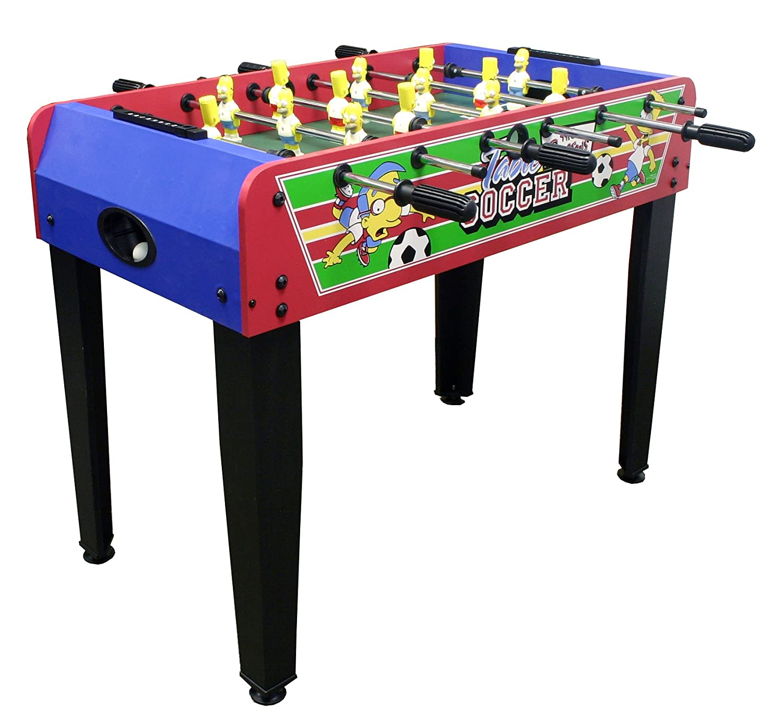 Amazon.com : DMI FTSIMP1 39 Inch Simpsons Table Soccer : Foosball Tables :  Sports U0026 Outdoors