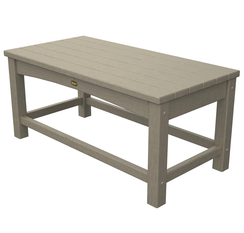 Amazon Trex Outdoor Furniture Rockport Club Coffee Table