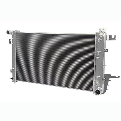 Amazon com: CoolingCare 2 Row All Aluminum Radiator for 1994-2001