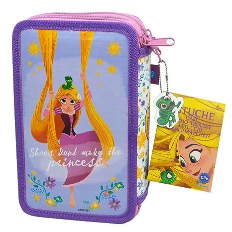Disney Princesas Estuche 3 Pisos Rapunzel (Cife Spain 41273)