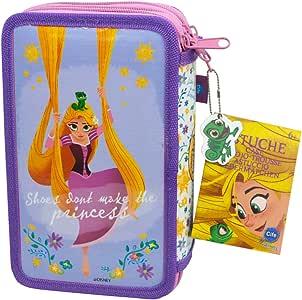 Disney Princesas Estuche 3 Pisos Rapunzel (Cife Spain 41273): Amazon.es: Juguetes y juegos