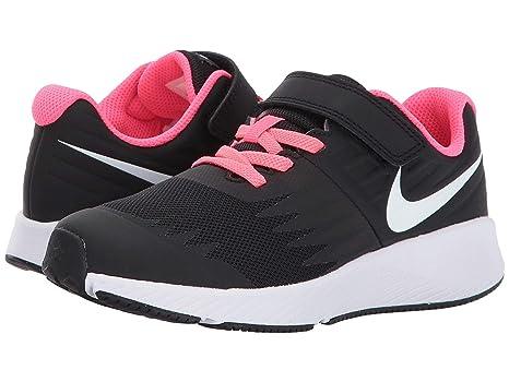Nike Star Runner (PSV), Zapatillas de Trail Running para Niñas, Negro (
