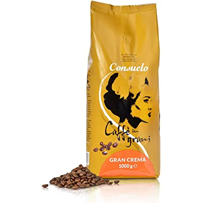 Consuelo Gran Crema Café en grano italiano, 1 kg