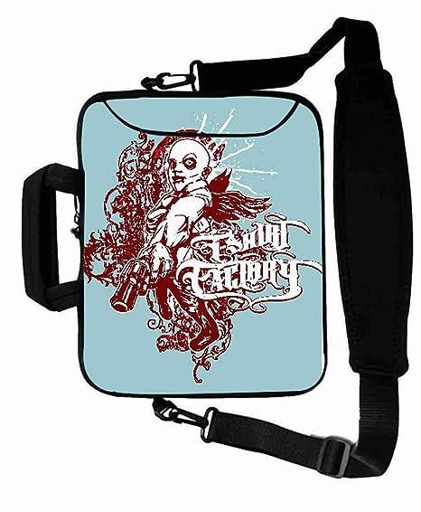 Personalizado con (Popular diseño único) correas de bolsa de ordenador portátil (desmontable)