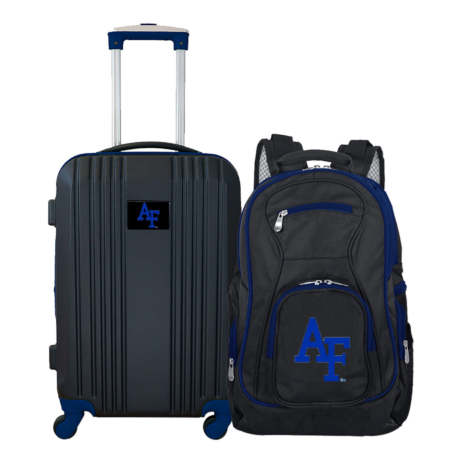 NCAA Air Force Falcons 2-Piece Luggage Set