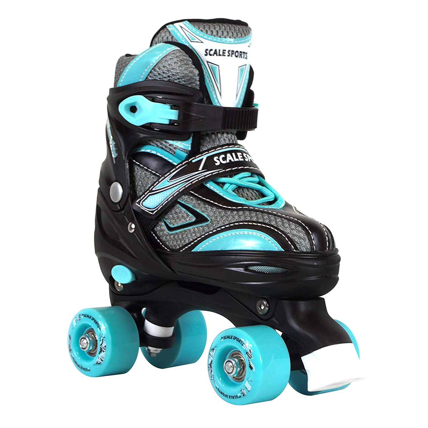 Scale Sports Adjustable Roller Skates for Kids Teen and Ladies