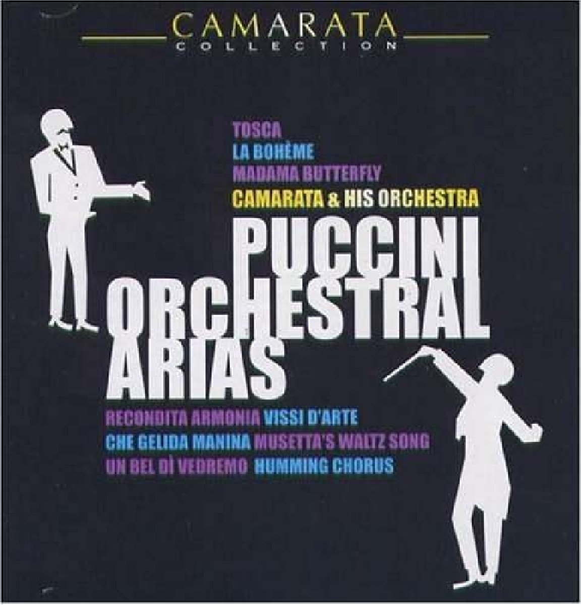 Puccini Orchestral Arias by Avid Records Uk