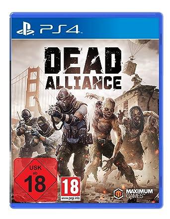 Garten Werspiele Mit Beleuchtung | Dead Alliance Playstation 4 Amazon De Games