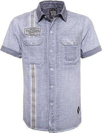 King Kerosin Motor Service Camisa para Hombre