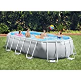Intex 16.5ft X 9ft X 48in Oval Prism Frame Pool
