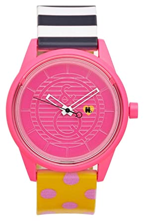 "Harajuku Lovers HL2103 ""Neon Eon"" Solar Watch 40mm"