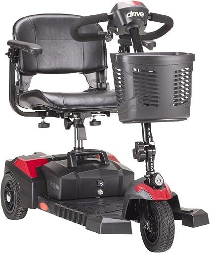 Amazon.com: Scooter compacto de viaje, 3 ruedas, de Drive ...