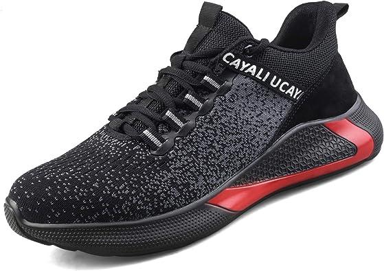 UCAYALI Steel Toe Shoes Men Women