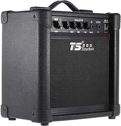 ammoon® GM-515 Guitarra Eléctrica Amplificador Overdrive Amp ...