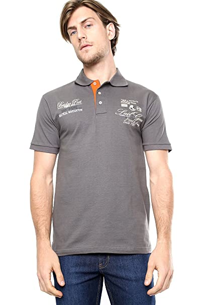 Too Good Playera Gris Polo para Hombre Gris Talla XL  Amazon.com.mx ... 672971341e18b