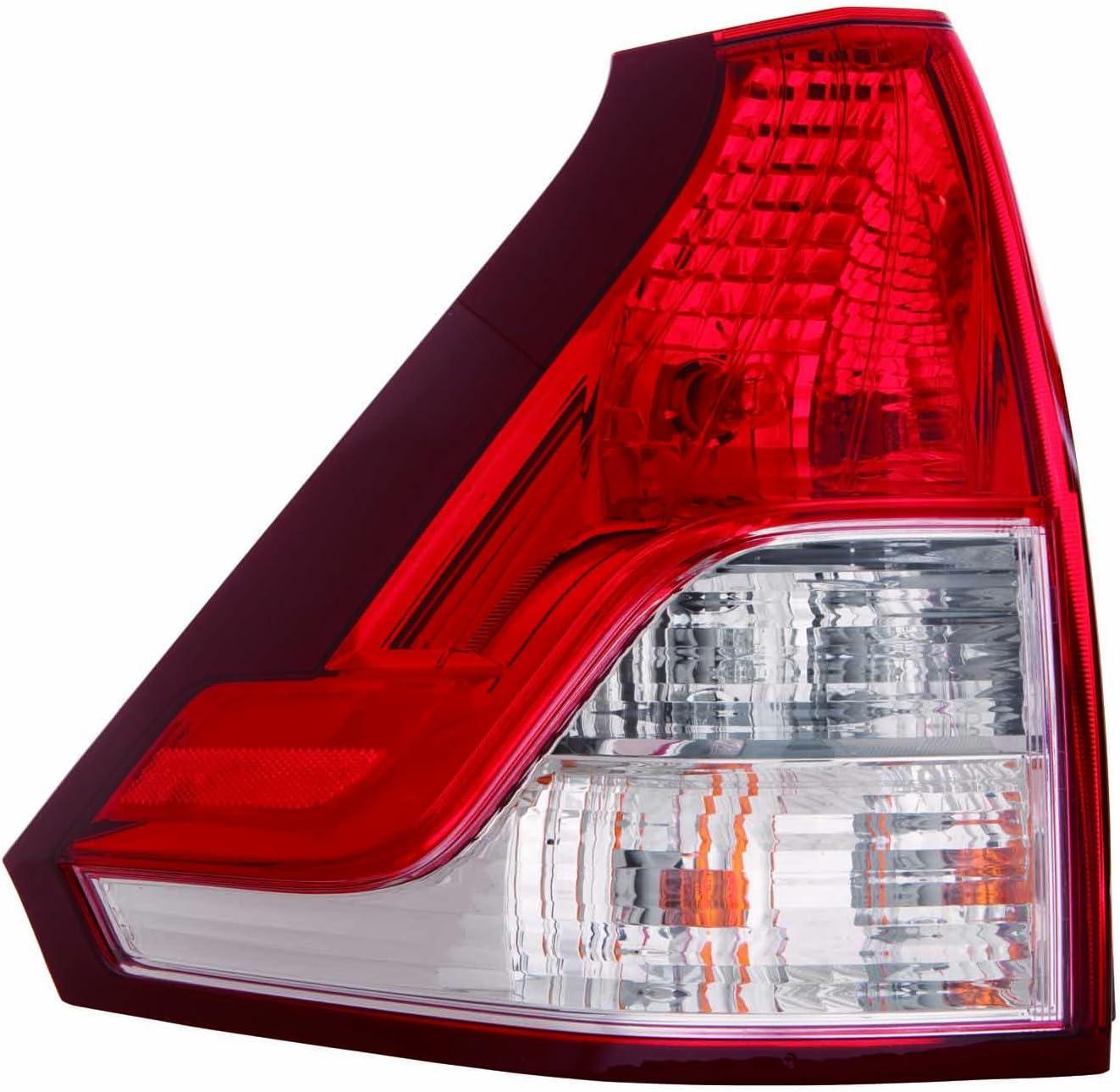 Depo 317-19A2L-AS Tail Lamp Assembly Honda Cr-V Upper