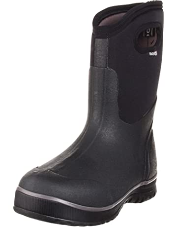 7327c2f2c6a3 Bogs Men s Classic Ultra Mid Insulated Waterproof Winter Snow Boot