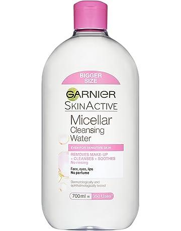 Agua micelar Garnier para piel sensible 700 ml