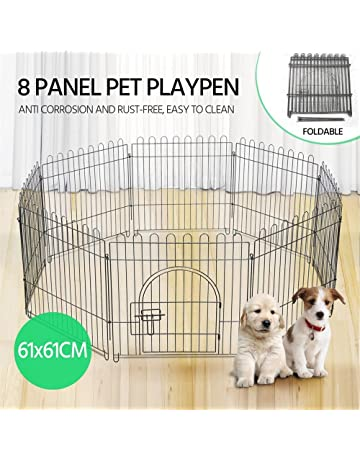 Capable Cozy Pet Rabbit Run Play Pen Guinea Pig Dog Playpen Chicken Puppy Cage Hutch Moderate Price Cages & Enclosure Small Animal Supplies