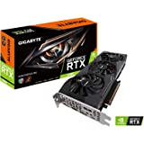 Gigabyte GeForce RTX 2080 Windforce 8G Graphics Card, 3X Windforce Fans, 8GB 256-Bit GDDR6, GV-N2080WF3-8GC Video Card